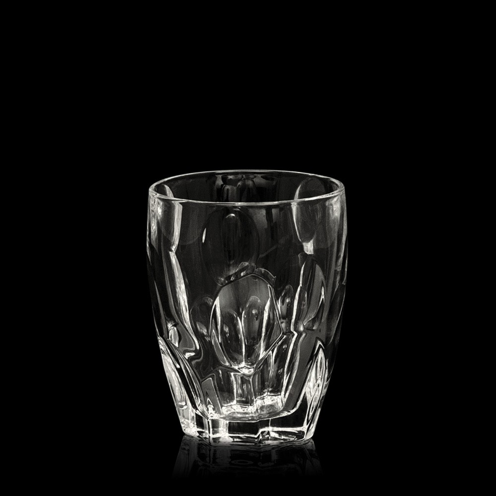 Chimere Crystal Glass Set Of 4