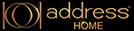 Address Home  Logo